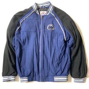 Penn state bomber jacket / varsity jacket medium